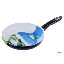 Koekenpan Ceramic Basic wit 24 cm