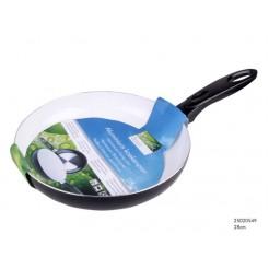 Koekenpan Ceramic Basic wit 28 cm