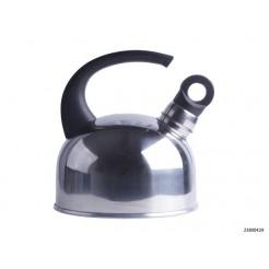 Fluitketel bol rvs 1,5 liter