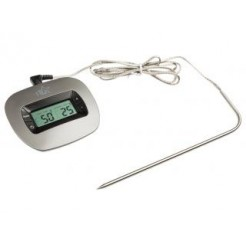 Hq Ft20 Digitale Oventhermometer met Alarm