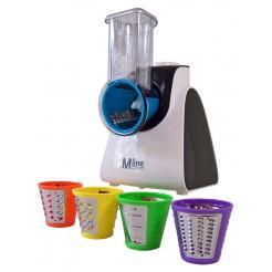 M-line  Elektrische salade maker (zwart/wit)