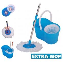 Magische mop (360° draaiend)