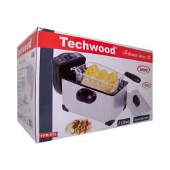 Techwood Friteuse (3 liter)
