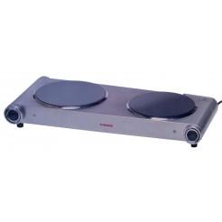 Cuisinier Keramische kookplaat Duo (2x 1200W)