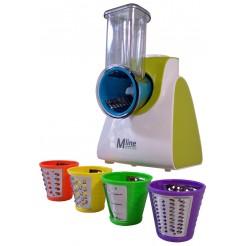 M-line Elektrische salade maker (groen/wit)