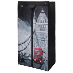Storage solutions Garderobekast Londen(75x45x160cm)