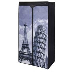Storage solutions Garderobekast Parijs (75x45x160cm)