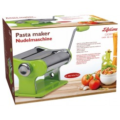 Pasta machine (groen)