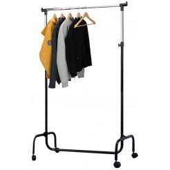 Storage solutions Mobiel kledingrek (170x80x44)