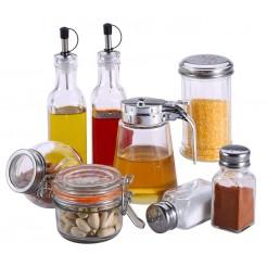 Renberg  Condiment set (8 delig)