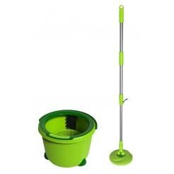 Aqua Laser Spinmop groen